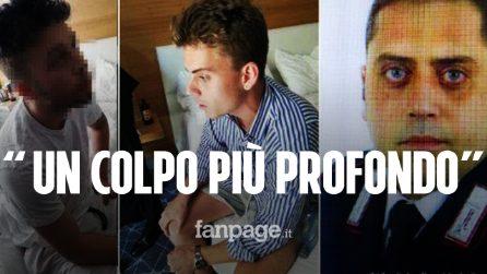 """Carabiniere ucciso, l'autopsia sul corpo di Mario Cerciello Rega: """"Colpo profondo allo stomaco"""""""