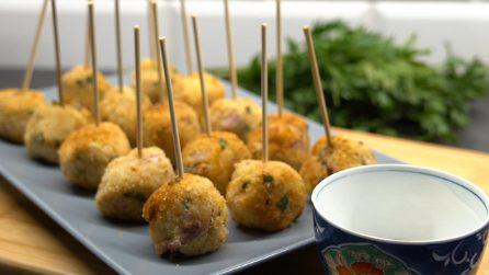 Polpettine di patate: perfette per un aperitivo sfizioso e originale!