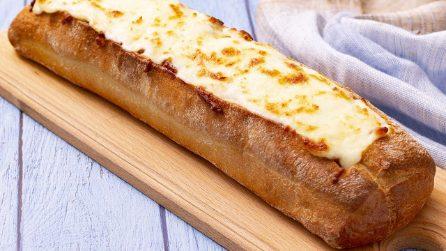 Lasagna di pane: ecco come servirla in modo sfizioso e originale!