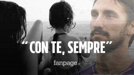 """Francesca Fioretti e la dedica a Davide Astori, il compagno morto 1 anno e mezzo fa: """"Sempre con te"""""""