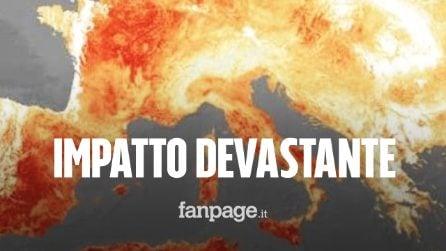 """Luglio 2019 il mese più caldo di sempre, ha riscritto la nostra storia: """"Impatto devastante"""""""