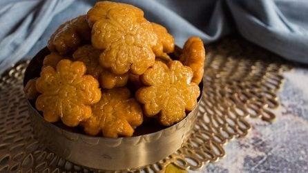 Yakgwa: i biscotti al miele che vi lasceranno senza fiato!