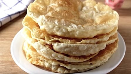 Shelpek, le frittelle gustose da provare sia dolci che salate