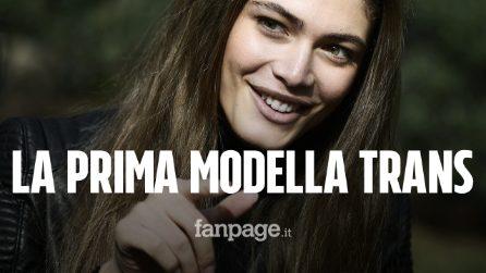 Valentina Sampaio, chi è la prima modella trans a posare per Victoria's Secret