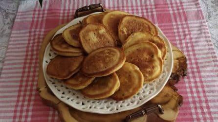 Pancakes salati con ricotta: serviteli al posto del pane, farete un figurone