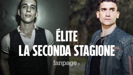 Elite 2, nella seconda stagione su Netflix ci saranno anche gli attori de La casa di Carta