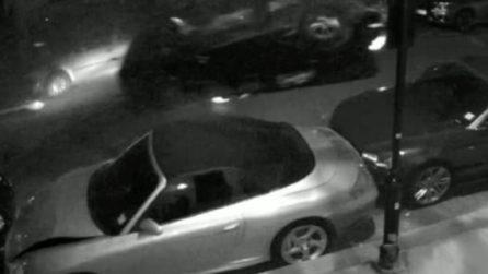 Ragazzo distrugge MaLaren, Porsche Cayenne e Bentley: mezzo milione di euro di danni