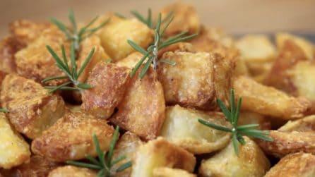 Patate al forno: il trucco per averle perfette e saporite