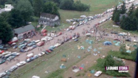 50 anni di Woodstock, il 15 agosto la musica si fa storia su Rai3