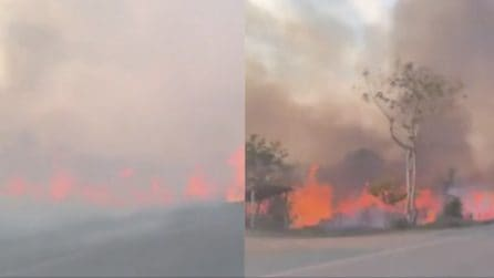 L'Amazzonia brucia: le immagini spaventose e preoccupanti