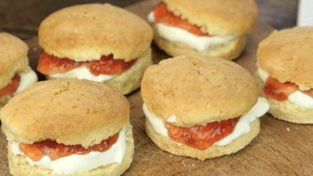 American biscuits: la ricetta americana passo dopo passo per dei biscotti da perdere la testa!