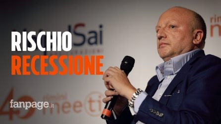 """Vincenzo Boccia, Confindustria: """"L'emergenza occupazione Mezzogiorno arriverà anche al Nord Italia"""""""