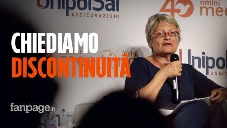 """Governo, Furlan (Cisl): """"Il Governo gialloverde ha riportato l'Italia a crescita zero"""""""