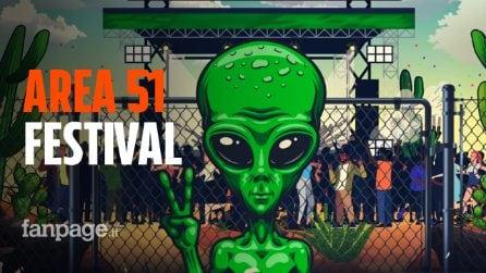 Area 51, il raduno per scovare gli alieni diventa un Festival: ecco Alienstock