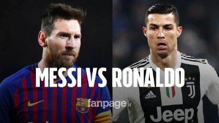 Messi o Ronaldo, chi è il più forte? Ecco cosa dice la scienza