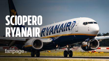 Sciopero Ryanair 22 e 23 agosto: voli a rischio in tutta Europa, anche a settembre
