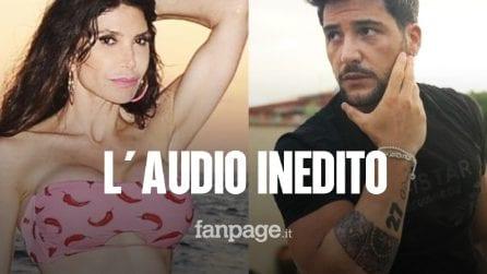 """Matteo Alessandroni: """"Non sono fidanzato con Carmen Di Pietro. Ecco l'audio che prova la fake news"""""""