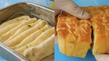 Pane al formaggio super soffice: la ricetta per averlo perfetto
