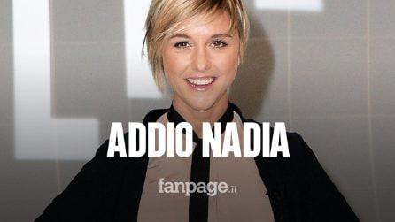 """Morta Nadia Toffa: la conduttrice de """"Le Iene"""" ha perso la sua battaglia contro il cancro"""