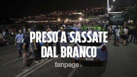 Ambulante preso a sassate e calci dal branco sul Lungomare di Napoli: è in gravi condizioni