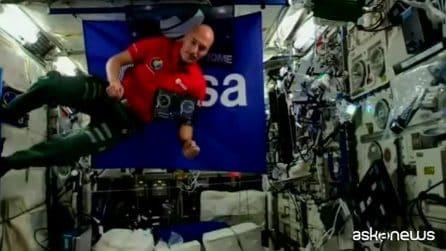 L'italiano Luca Parmitano è il primo DJ spaziale della storia