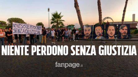 """Ponte Morandi: a Torre del Greco 43 lanterne per ricordare le vittime: """"Meritiamo rispetto"""""""
