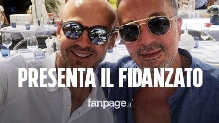 Enzo Miccio presenta il fidanzato Laurent: ecco chi è il compagno del wedding planner