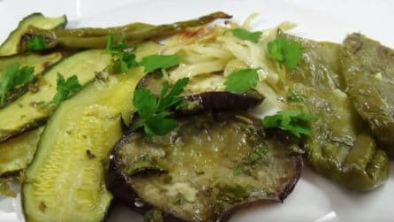 Verdure della settimana: le ricette per preparare deliziosi contorni
