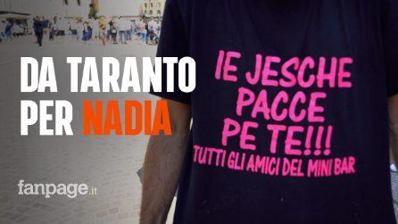 """Da Taranto a Brescia per l'ultimo saluto a Nadia Toffa: """"Aveva una forza unica, ci mancherà"""""""