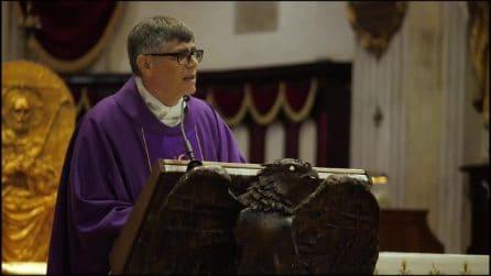 """I funerali di Nadia Toffa, l'omelia di Don Maurizio Patriciello: """"Ha avuto fame di giustizia"""""""