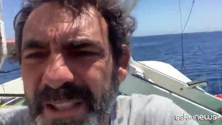 """Fondatore Open Arms invia messaggio al Premier spagnolo: """"Non ci fanno attraccare, vittime di un sequestro"""""""