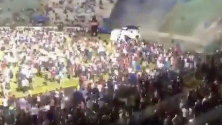 Honduras, scontri tra ultras prima del derby: 3 morti e 7 feriti