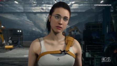 Death Stranding: chi è Mama, il personaggio interpretato da Margaret Qualley