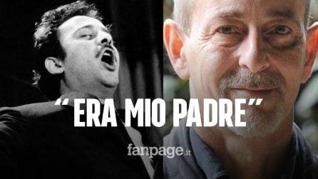 """Fabio Camilli: """"Domenico Modugno era mio padre, tutti sapevano tranne me"""""""