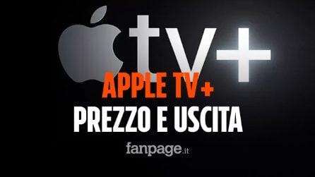 Apple TV+: quando potrebbe arrivare, il prezzo e gli show in programma