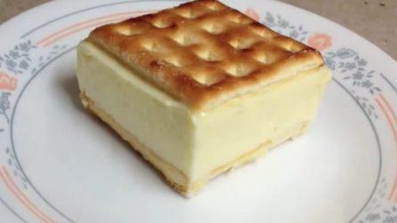 Cheesecake a fette: l'aroma al limone la renderà unica e golosa