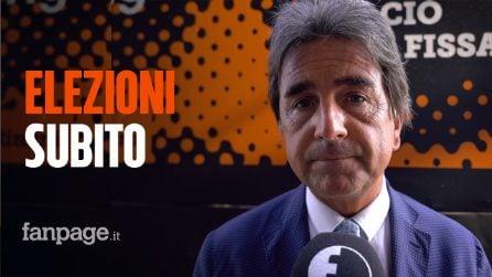 """Crisi di governo, Roberto Pella (Fi): """"Vogliamo andare alle elezioni il più velocemente possibile"""""""