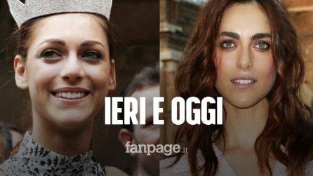 Miriam Leone ieri e oggi: ecco come la reginetta di Miss Italia è diventata un'icona