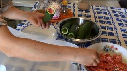 Zucchine ripiene: un secondo gustoso con un ripieno irresistibile