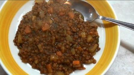 Zuppa di lenticchie: prepararsi all'inverno con una ricetta gustosa