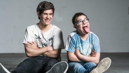 """'Mio fratello rincorre i dinosauri', Giacomo Mazzariol: """"Mio fratello Gio è un supereroe"""""""