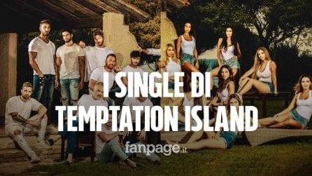Temptation Island Vip 2019: ecco chi sono i tentatori e le tentatrici