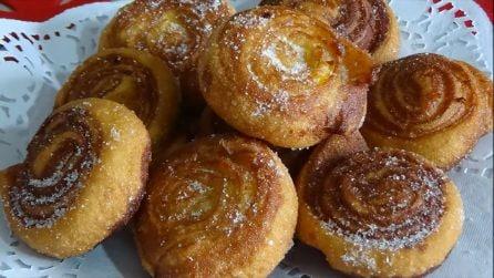 Arancini dolci: l'aroma degli agrumi in un dolce morbido e irresistibile