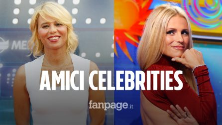 Amici Celebrities, Maria De Filippi e Michelle Hunziker alla conduzione: quando andrà in onda