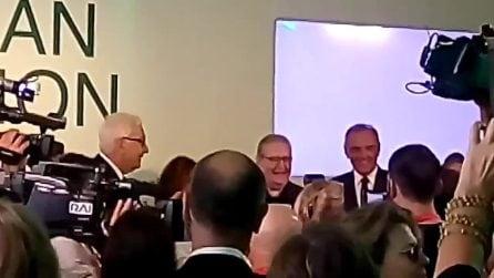 Venezia 2019, Vincenzo Mollica riceve il Premio Bianchi acclamato dalla folla