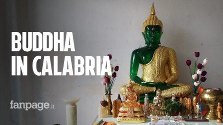 In Calabria la più grande struttura buddista del Sud: luogo di meditazione ma anche accoglienza