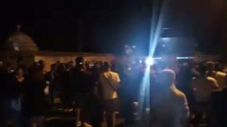 Manfredonia. Caos al cimitero per la Samara Challenge, interviene la polizia