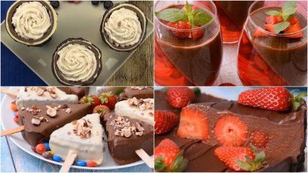 4 dessert al cioccolato originali e creativi: lascerete tutti senza parole!