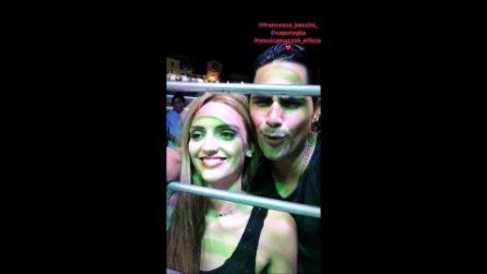 Jessica Mazzoli vicina a Biagio D'Anelli, farebbero coppia fissa
