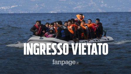 Salvini firma il divieto di ingresso in Italia per la nave ONG Lifeline con 101 migranti